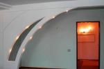 стили арки из гипсокартона