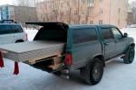 вариант транспортировки гипсового материала