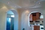 арки из гкл в коридоре