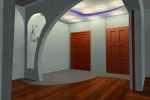 арочная конструкция стенки