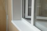 пример откосов на окнах