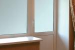 окна с дверью