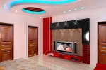 устройство подсветки в гостинной