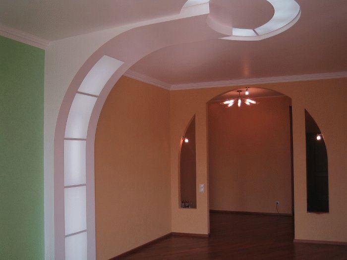 этим штрихкодам арка с подсветкой из гипсокартона фото вами первый официальный