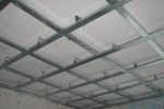 подвесы для профиля на потолке