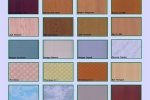 цветовая палитра ламинированного ГКЛ