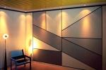 дизайн и подсветка гостинной
