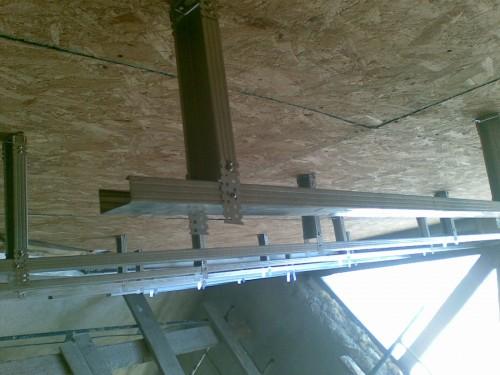 подвесы на потолке