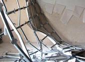 Процесс правильного демонтажа гипсокартонного потолка