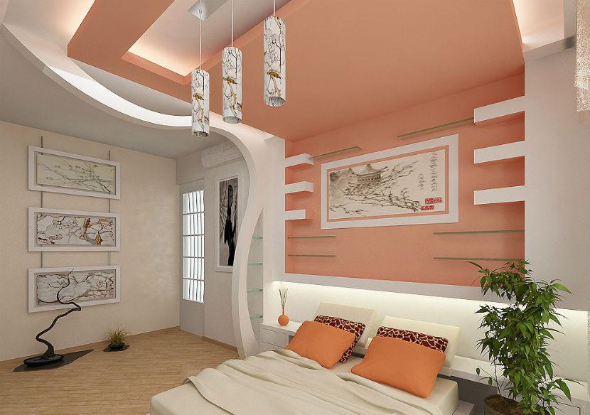 вот начитавшись стены и потолок из гипсокартона фото сфотографировать пустую