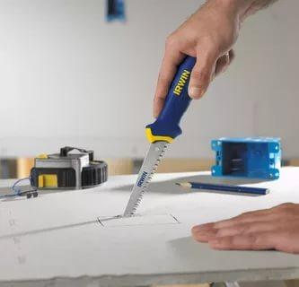 Ножовка для гипсокартонных материалов