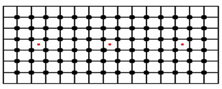 схема доска сетка