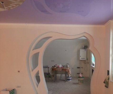 ассиметричная арка