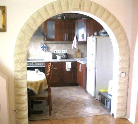 арка искусственный камень