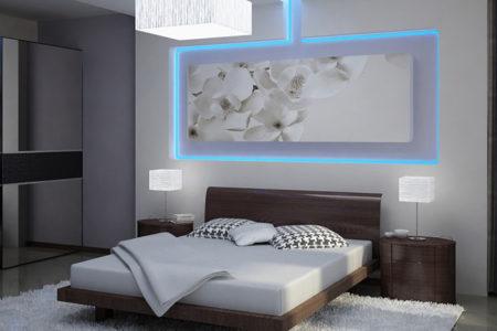 люминесцентная подсветка