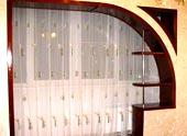 Гипсокартонные арки в интерьере квартиры