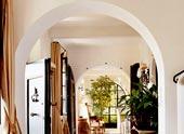 Виды межкомнатных арок в квартире