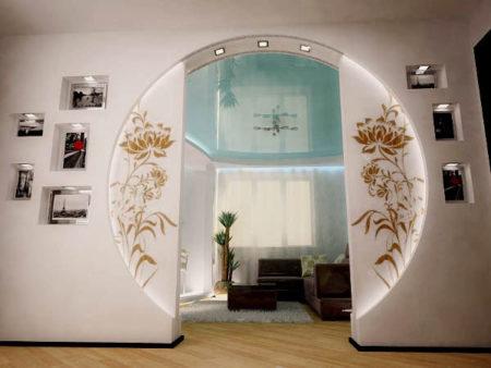 дизайн арка