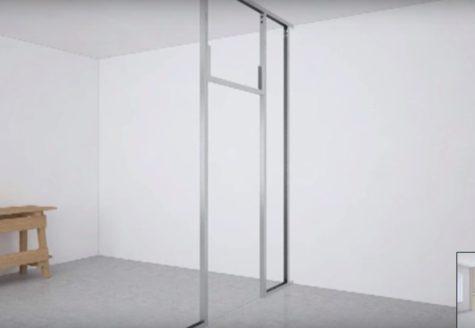 установка перемычек дверного проема