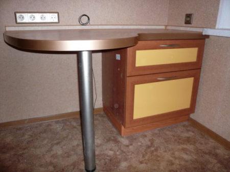 стол из гипсокартона