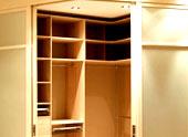 Гипсокартонная гардеробная в квартире: самостоятельный монтаж конструкции