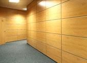 Отделка стен ламинированным гипсокартоном: характеристики материала
