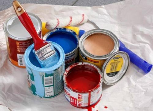 краска для гипсокартона