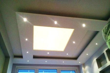 светильник потолок