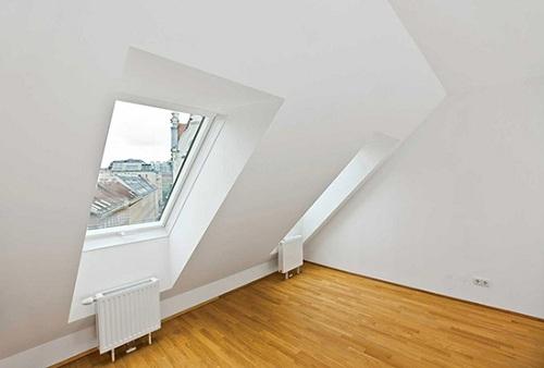 отделка потолка и стен мансарды гипсокартоном