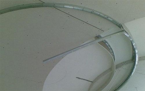 второй уровень в форме круга