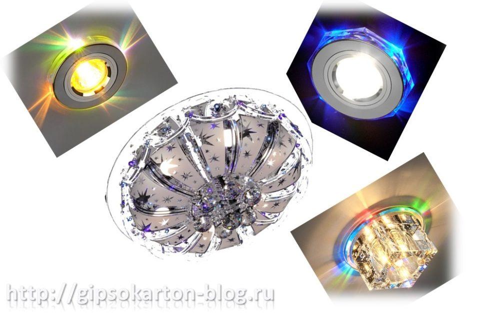 Светодиодные осветительные приборы