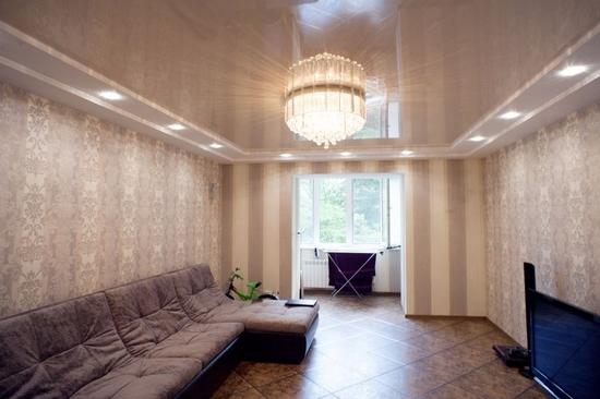 Визуальное увеличение комнаты