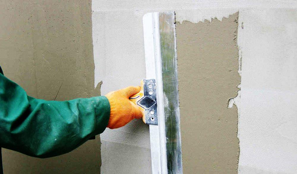 Цемент впитывает воду, происходит разбухание гипсокартона