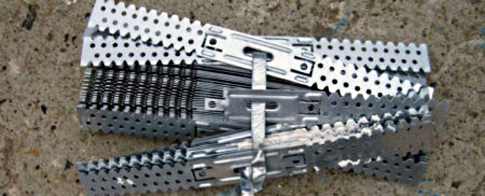 Подвес, применяемый в создании металлического каркаса