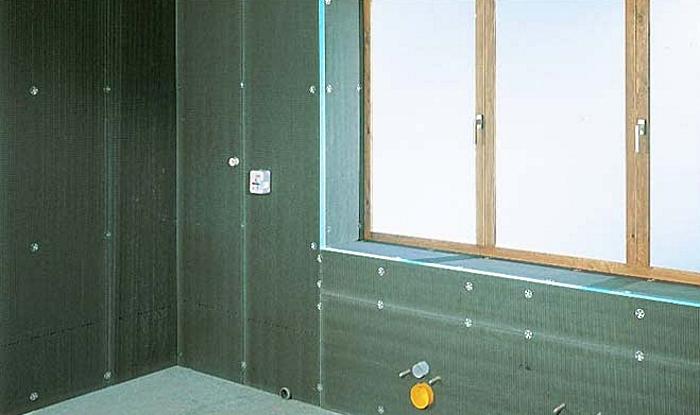 Влагостойкий гипсокартон в деревянном доме
