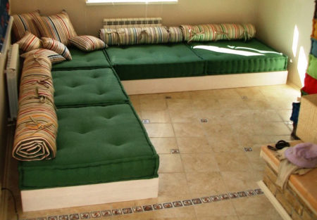 диван подиум