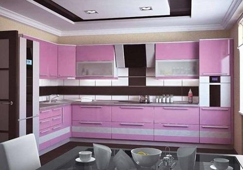 дизайн готовой кухни