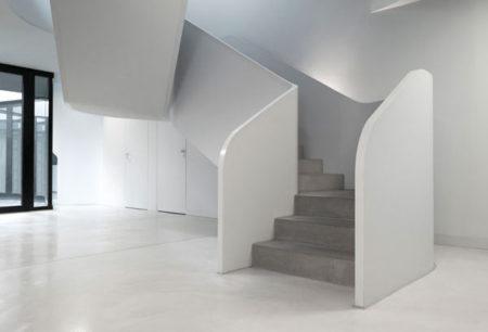 оформление лестницы
