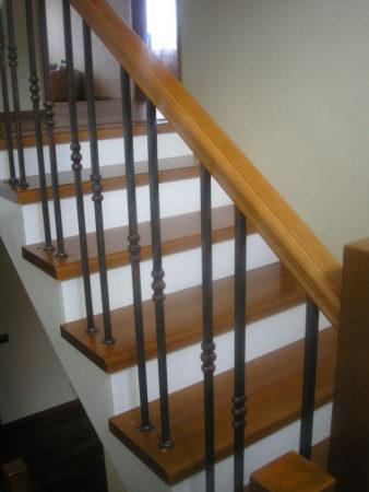 перила лестница