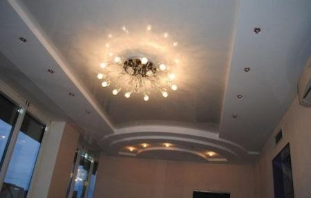 рамочный потолок