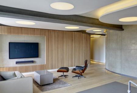 зональный потолок