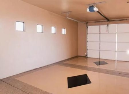 гараж финишная отделка