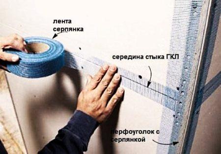 монтаж серпятка