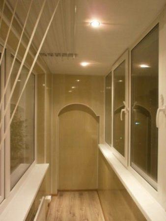 освещение потолок гипсократон