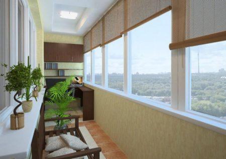 пример балкона