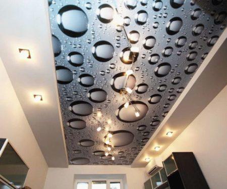 пленка на потолке