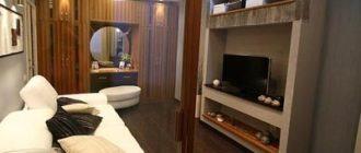 Гипсокартонные конструкции в интерьере квартиры