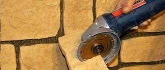 Как клеится гипсовая плитка на стену