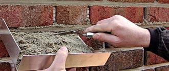 Процесс монтажа гипсовой плитки
