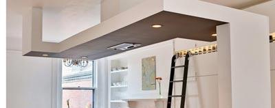 Сборка кухонного гарнитура из гипсокартона